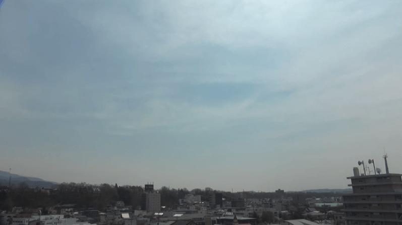 上田市の天気