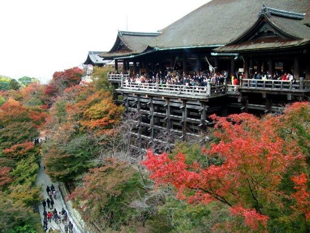 京都府清水寺