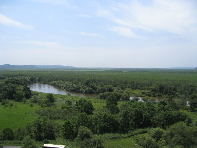 北海道釧路湿原