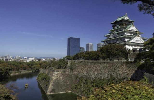 大阪府大阪城
