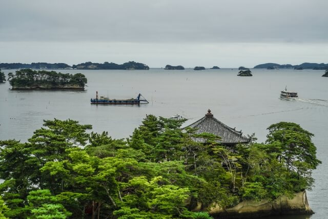 宮城県日本三景松島