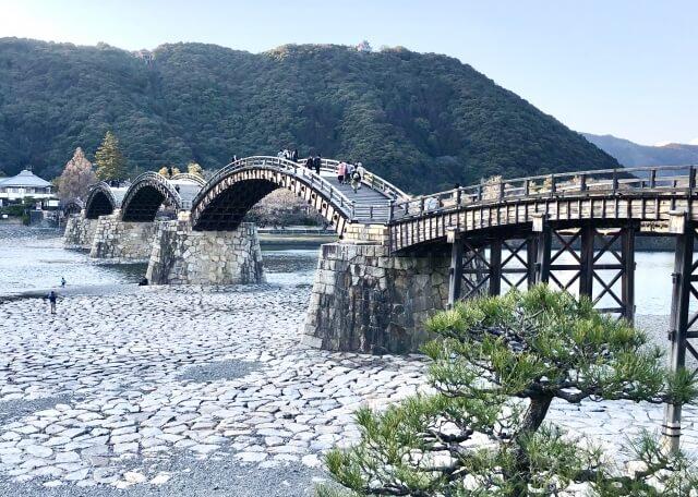 山口県錦帯橋