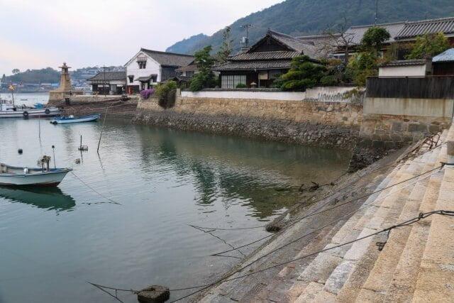 広島県鞆の浦