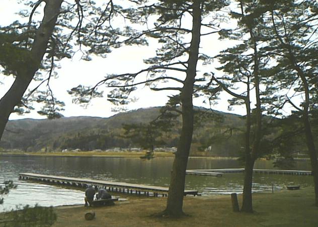 木崎湖キャンプ場