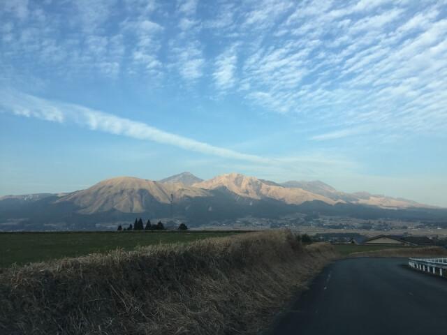 熊本県阿蘇山