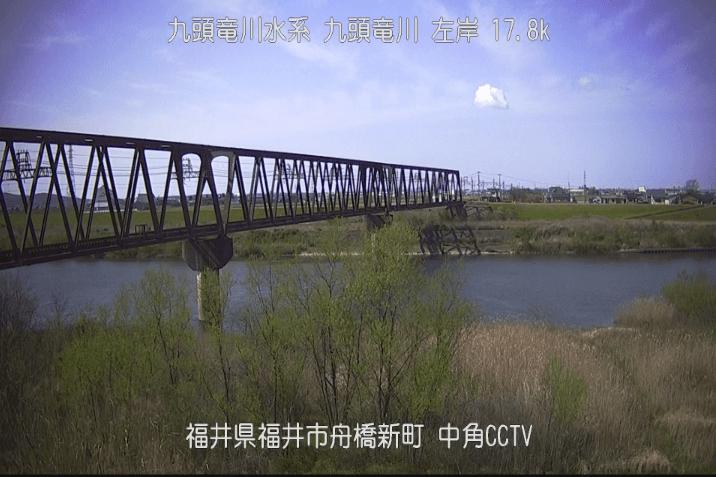 福井市九頭竜川