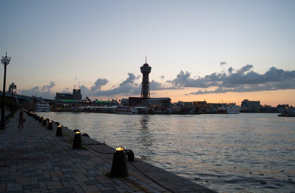 福岡県博多湾