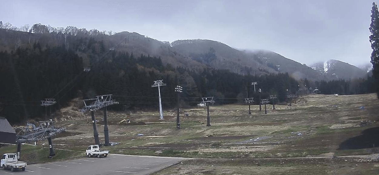 野沢温泉スキー長坂