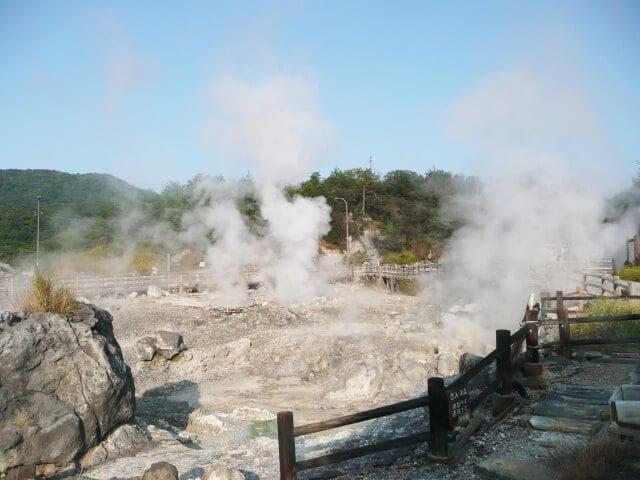 長崎県雲仙地獄