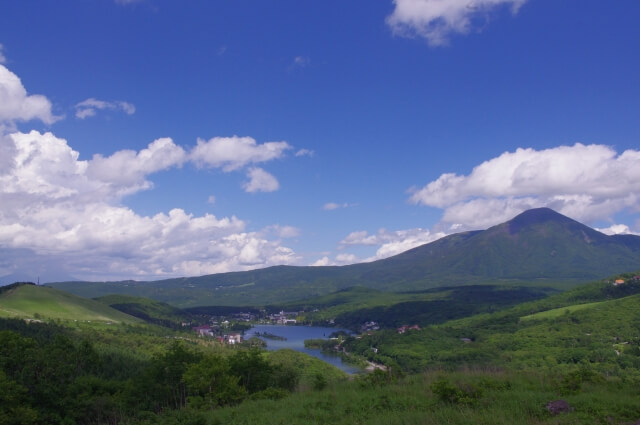長野県の大自然