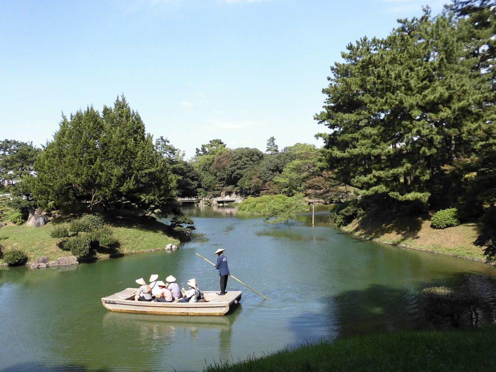香川県栗林公園