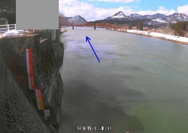 阿賀野川津川