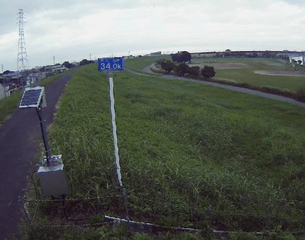 荒川34.0KP右岸