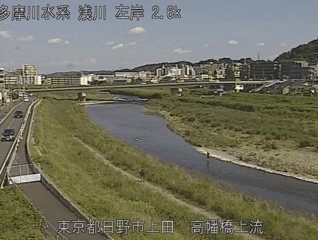 浅川高幡橋