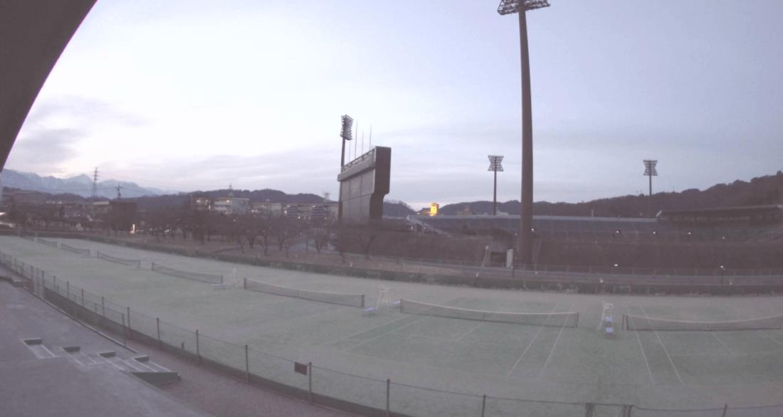 浅間温泉庭球公園