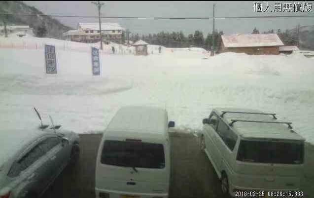 あわすのスキー場