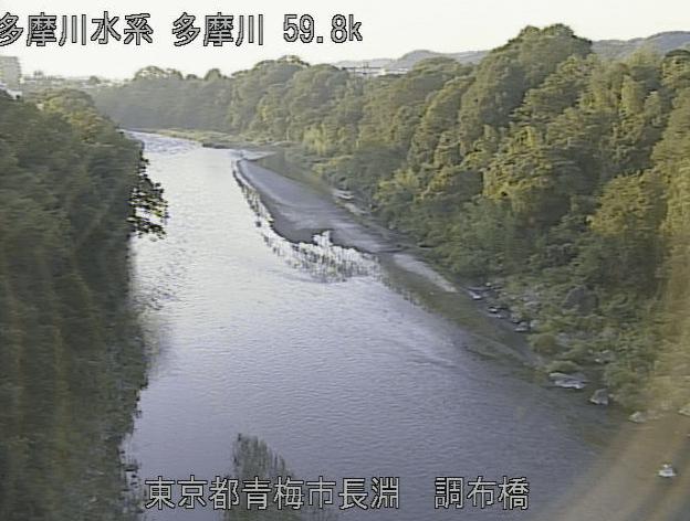 多摩川調布橋