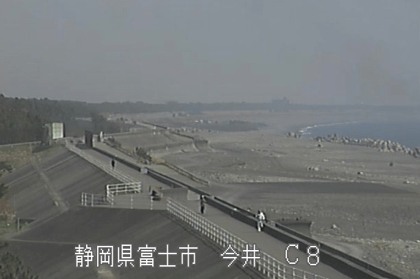 富士海岸今井