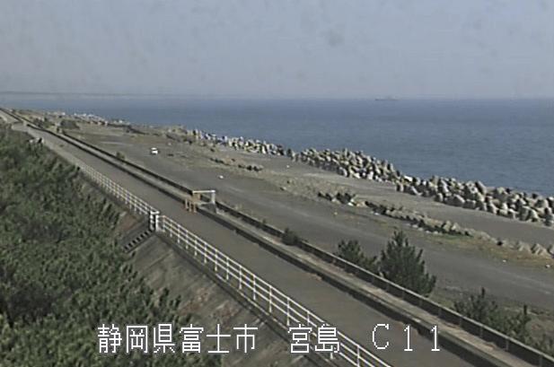 富士海岸宮島