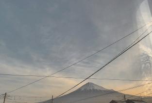 富士宮市富士山