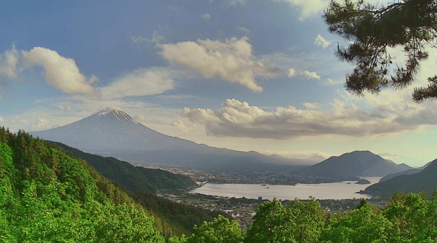 富士山河口