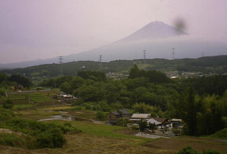 富士山鳥並
