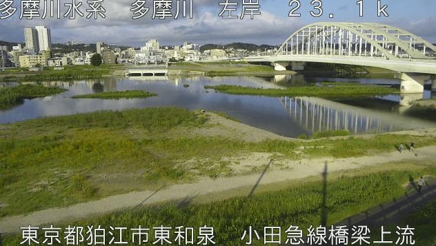 狛江市東和泉