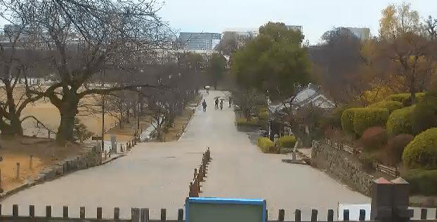 姫路城三の丸