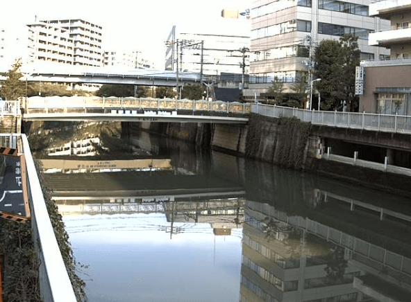 目黒川市場橋