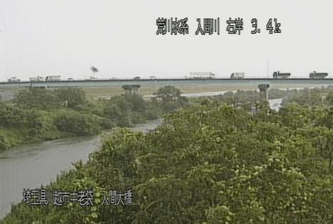 入間川入間大橋