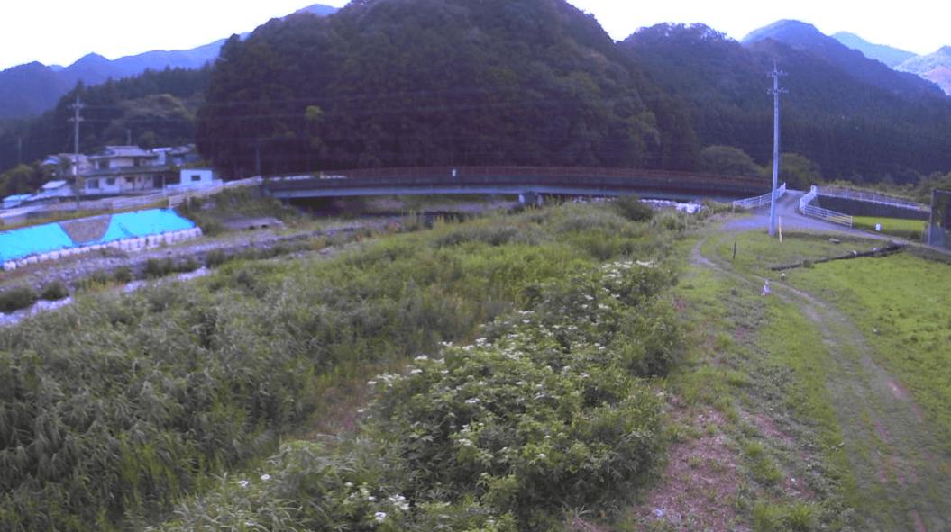 秋山川岩鼻橋