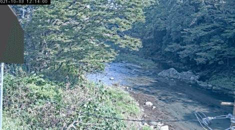 入間川岩根橋