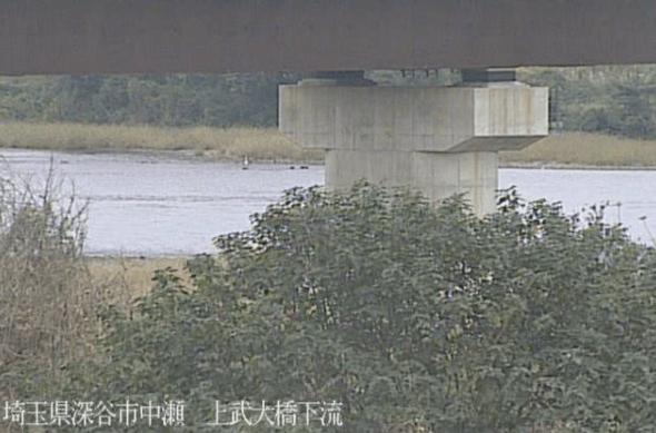 上武大橋下流