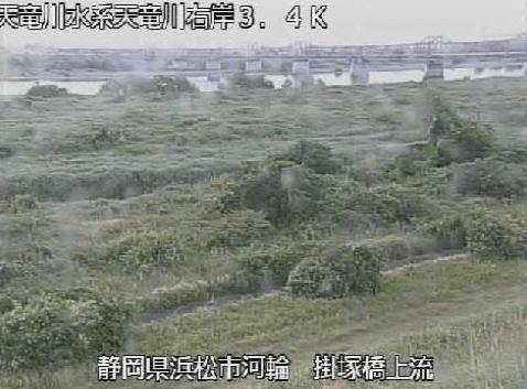 天竜川掛塚橋