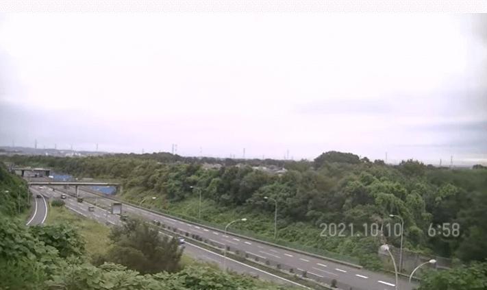 関越自動車道高坂