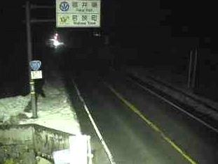 寒風トンネル