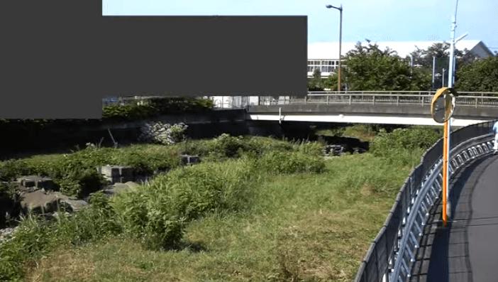 空堀川丸山橋