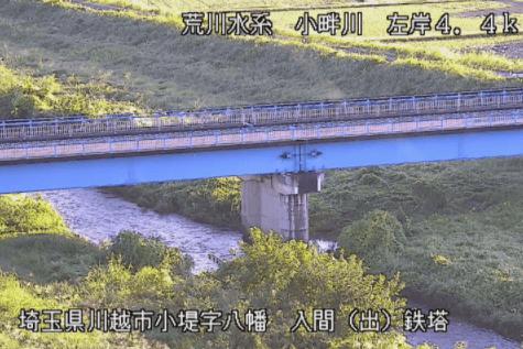 小畔川八幡橋