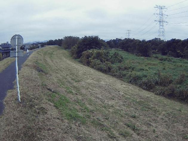 高麗川0.0KP右岸