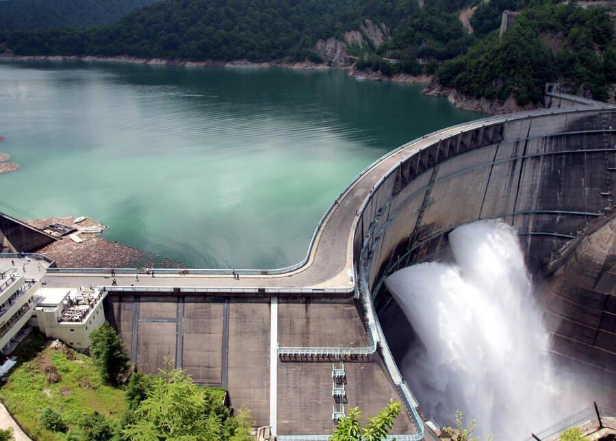 富山県黒部ダム