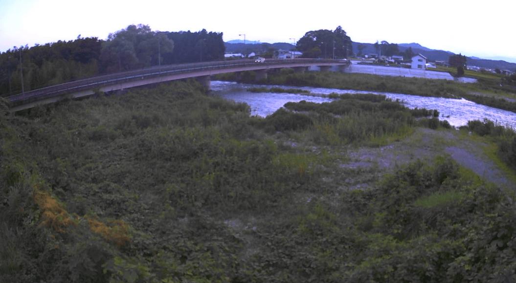 黒川黒川橋