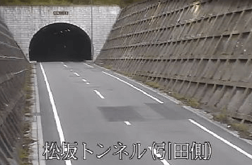 松坂トンネル引田側