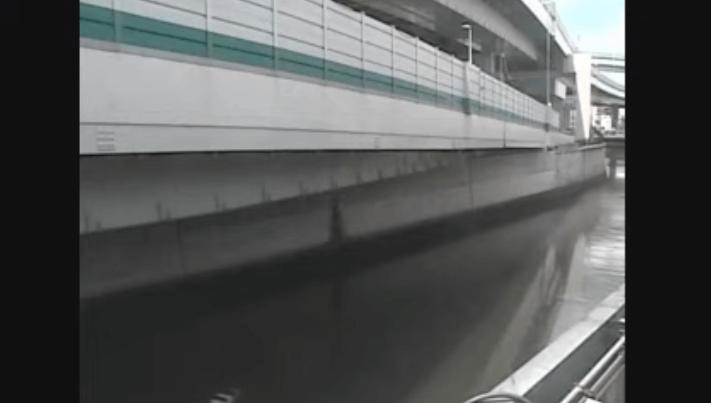 石神井川溝田橋
