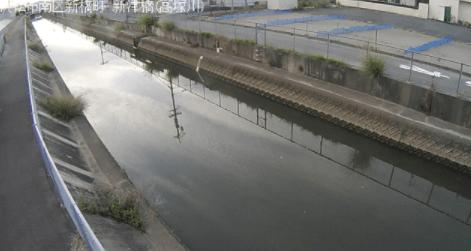 高塚川新津橋
