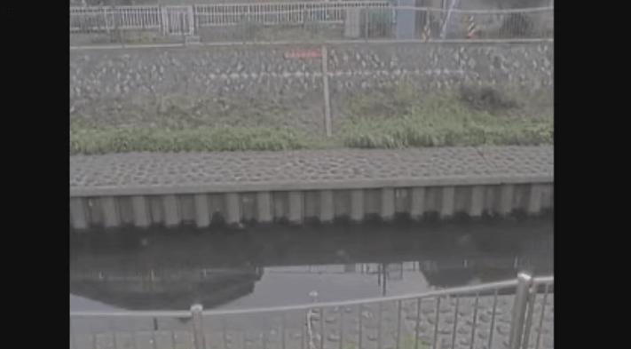 善福寺川西田端橋