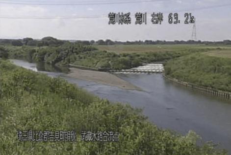 荒川糠田橋