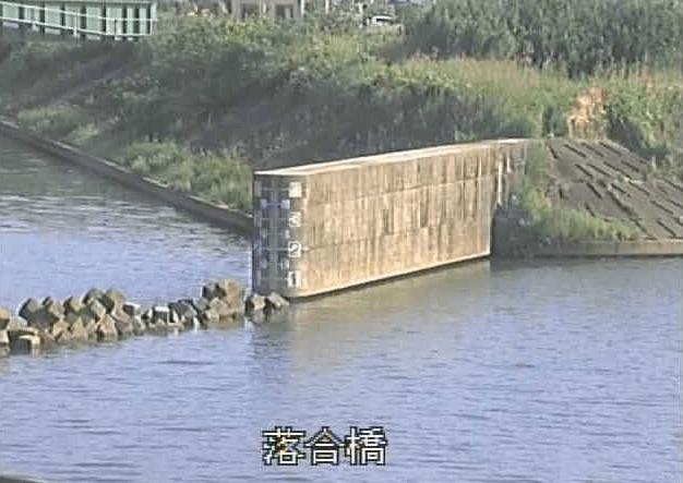 都田川落合橋