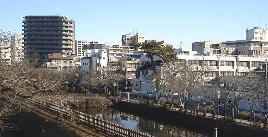 小田原城馬屋曲輪