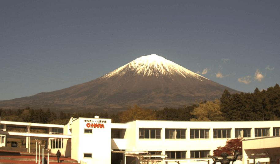 大原富士山