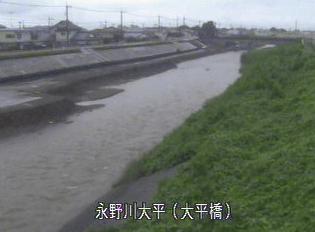 永野川大平橋